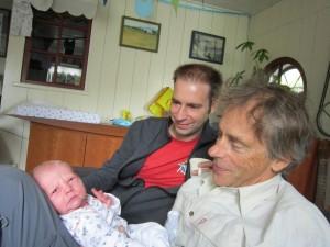 Simon, Dirk and Dirk-jan