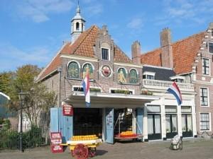 cheese market Edam