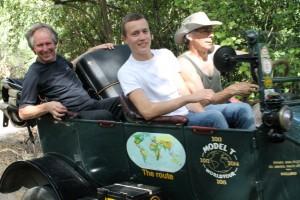 last ride in Model T