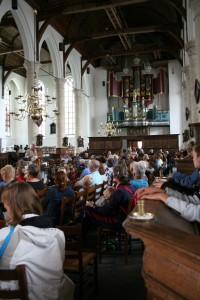 volle kerk