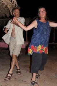 dansen op dit is een nacht