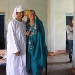 mr. en mrs. Sudan
