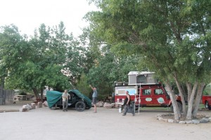 globe camping