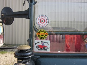 sticker Manitoba car club