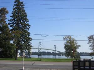Bridge border