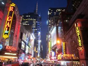 Evening in New-York