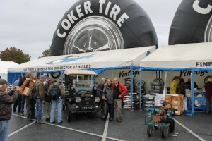 stand Coker Tires