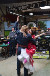 South American dance 1