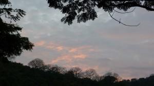 awakening of the day
