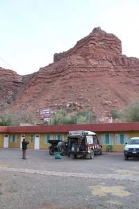 hotel La Colorada.