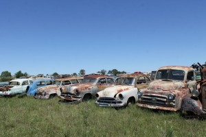 04 Oldtimer collection in Salto