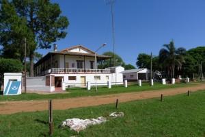 06 Police station at campsite la Cruz