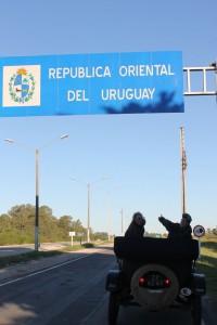 12 Entering Uruguay