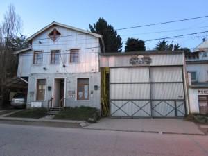 Garage of Louis 3