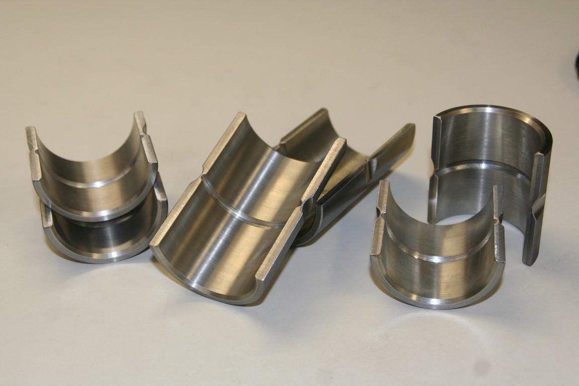 caps main bearings